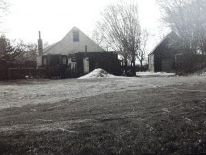 Het polderhuisje eind 20e eeuw