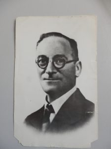 mijn opa Bastian