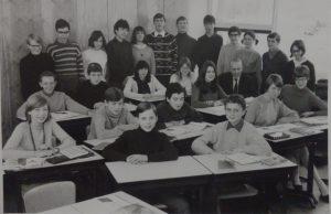 klas 2 h.b.s. 1967 Klamdijk